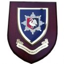 Buckinghamshire Fire & Rescue Service Wall Plaque Shield